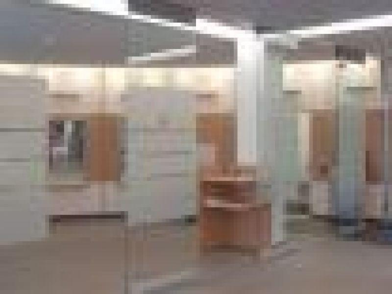 All glass system shopMaster GSW-A