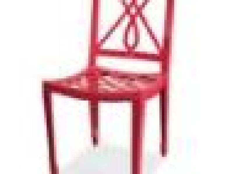 Varenne Dining Chair (Flame Finish)