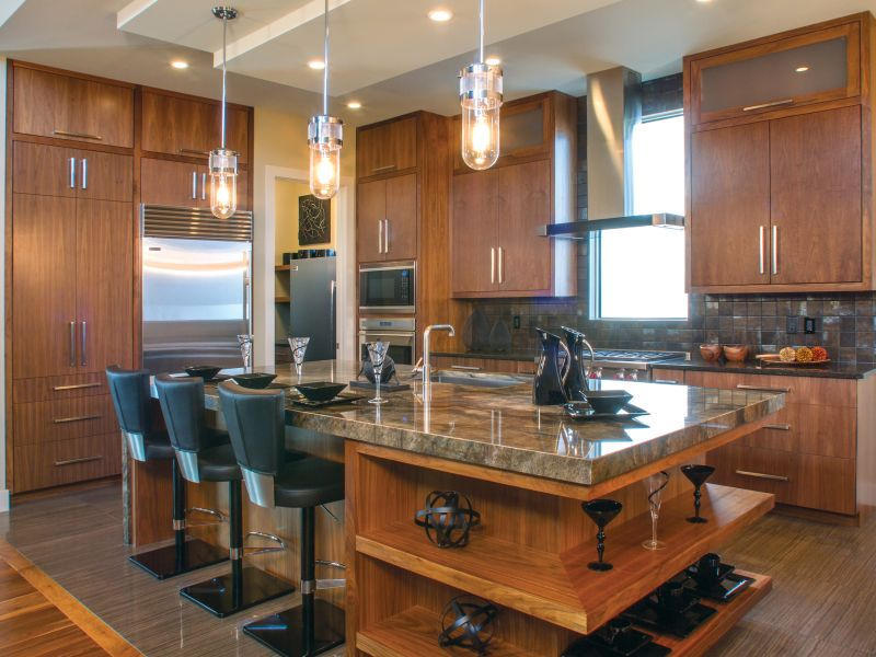 Framed Cabinetry by Huntwood