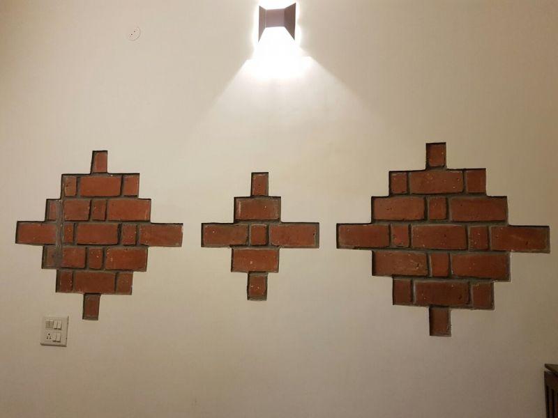 Brick n Concrete House