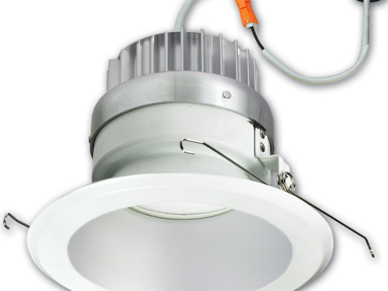 1000 Lumen 5 and 6-in Diamond Series LED Downlight