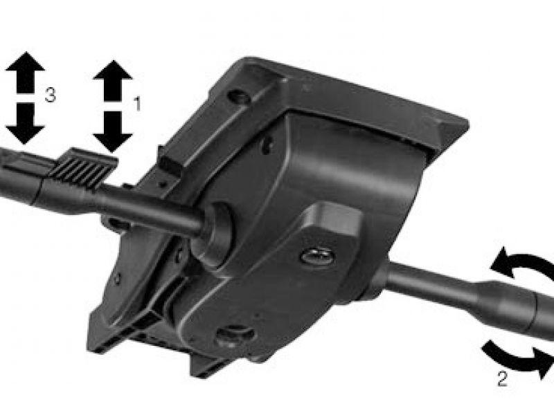Synchro mechanism 980