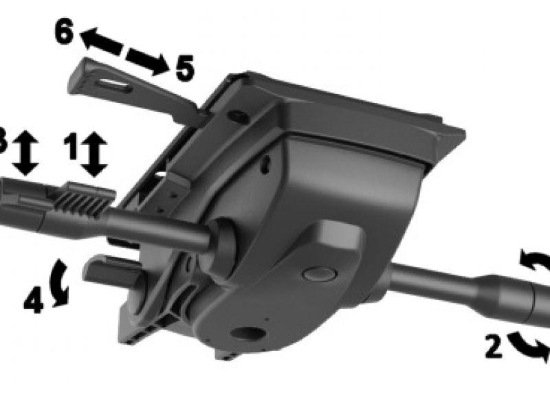 Synchro mechanism 994