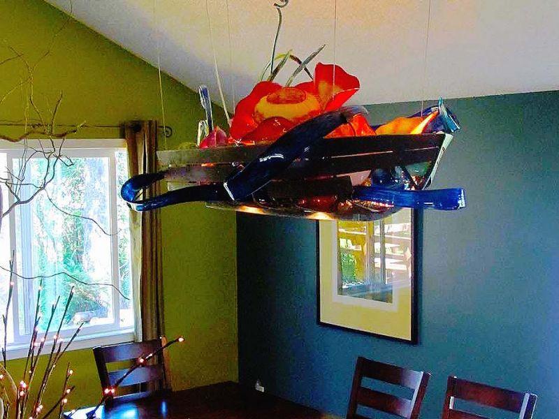 Dream Boat Chandelier
