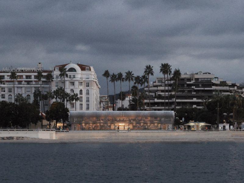 BBC Pavilion, Cannes
