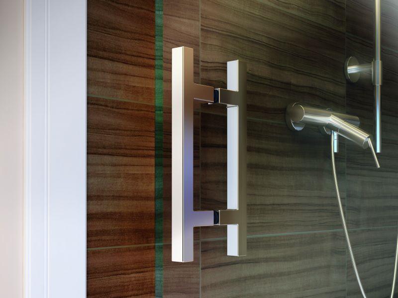 ACERO Series frameless shower enclosure