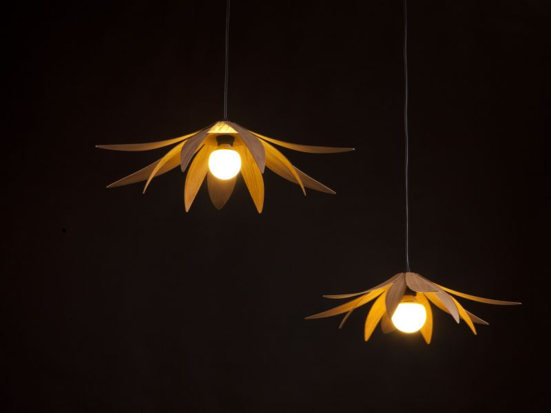 Lotus Pendant Light