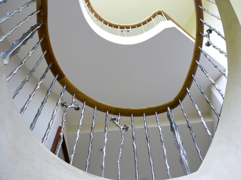 Sculptural Balustrading