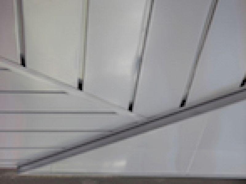 MARTA Revitalizes Station's Design with Rockfon Metal Ceilings