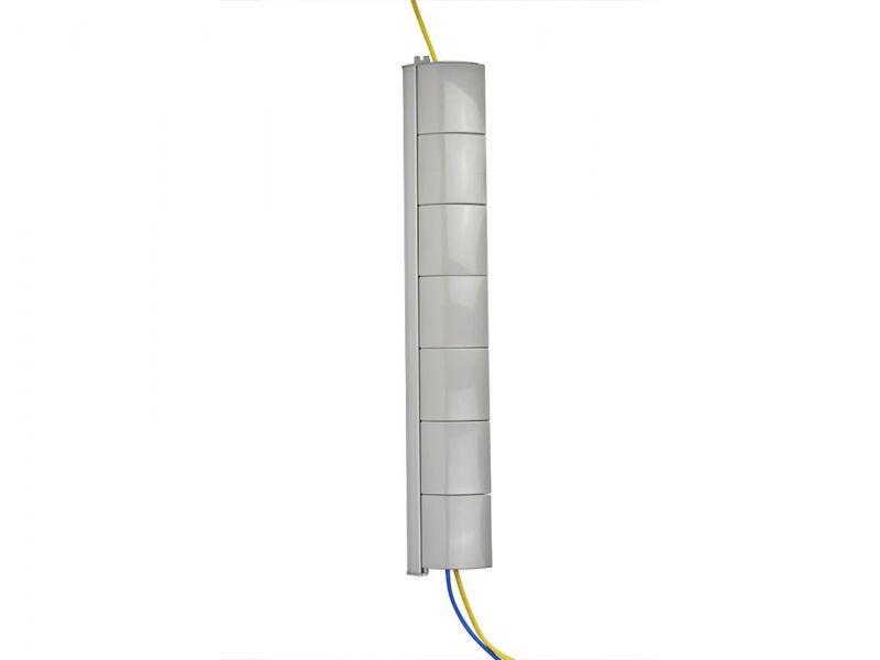 WM41B Vertical Under Desk Wire Manager
