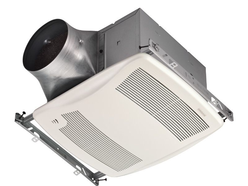 Broan and NuTone ULTRA Sensing Fans and Fan/Lights