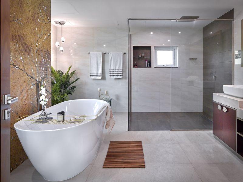Villa Design - Jumeirah Island, Dubai