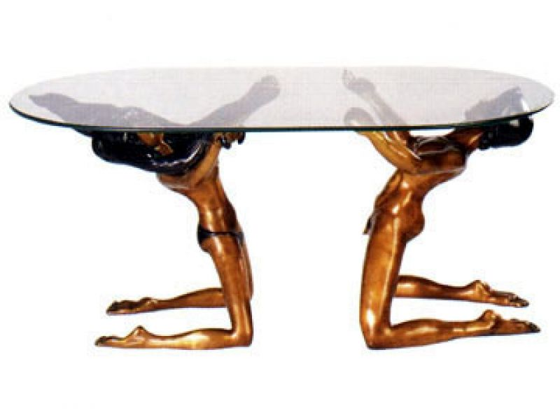 Bronze Themed Tables