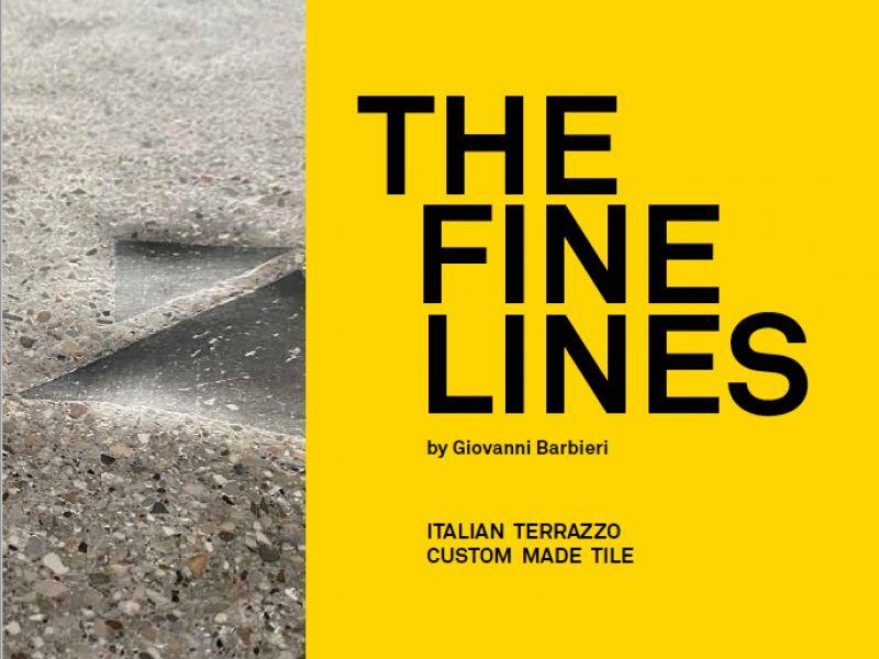 The Fine Lines Terrazzo