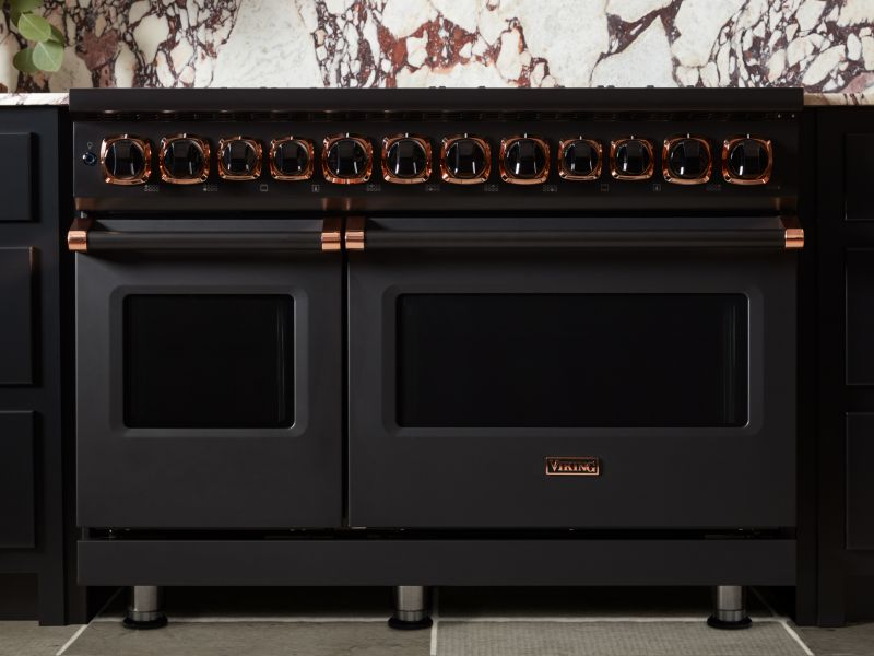 Viking 7 Series 48 Inch Limited Edition Dual Fuel Range