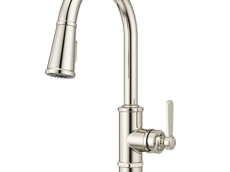 Port Haven 1-Handle Pull-Down Kitchen Faucet