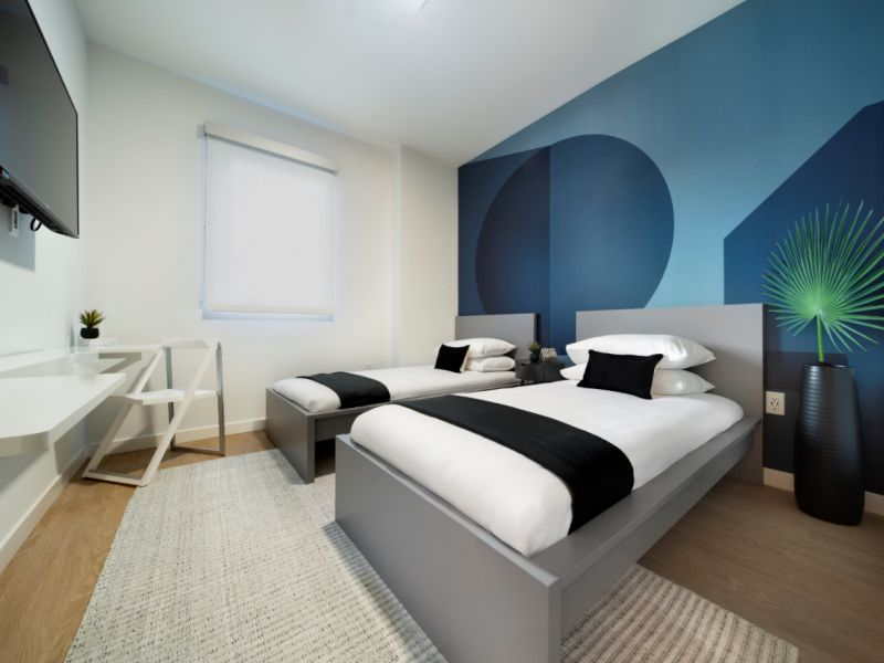 Custom Furniture and Interior Design for Mysuite