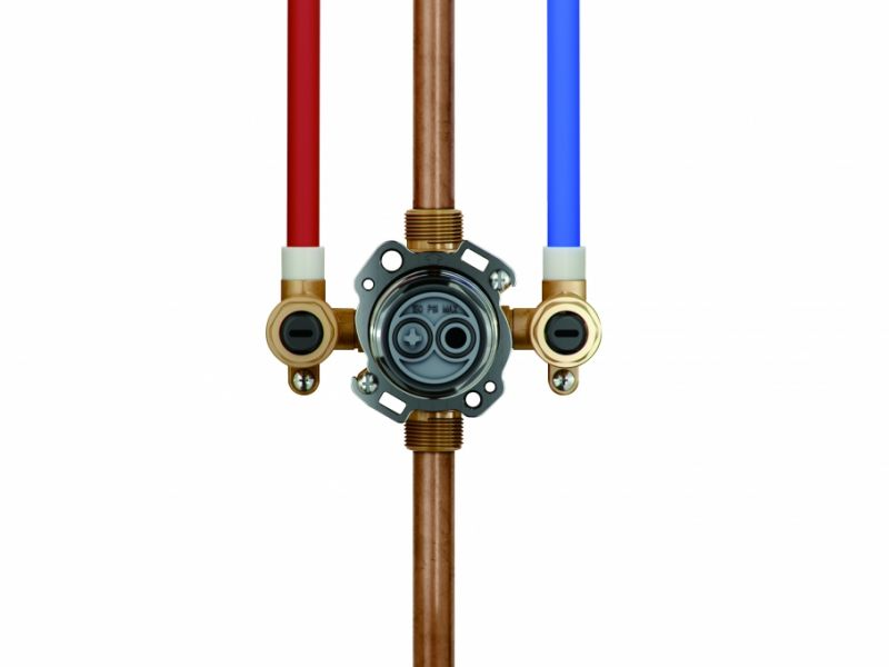 Treysta All-New Tub & Shower Valve