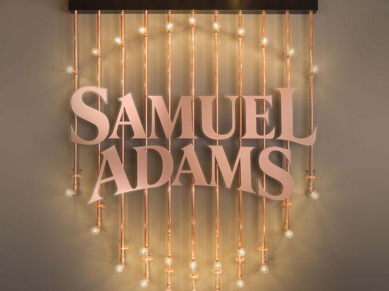 Samuel Adams Boston Tap Room