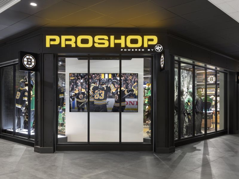 Boston ProShop powered by '47