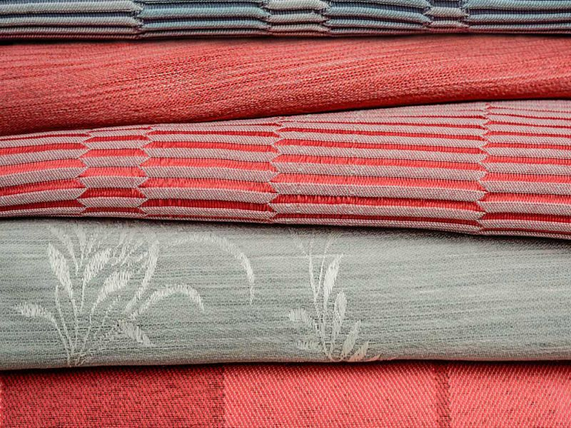 stefanie seitinger design for Posh Textiles - Traverse Collection
