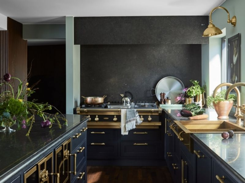 SCANDINAVIAN PROJECTS: BLUE BLACK AND ULTRAMARINE