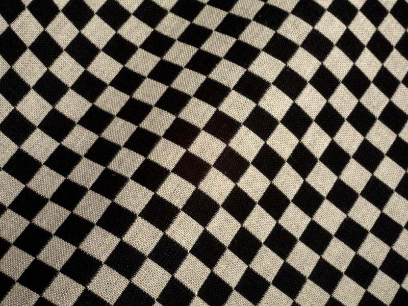 Checkered Repast™ épingle