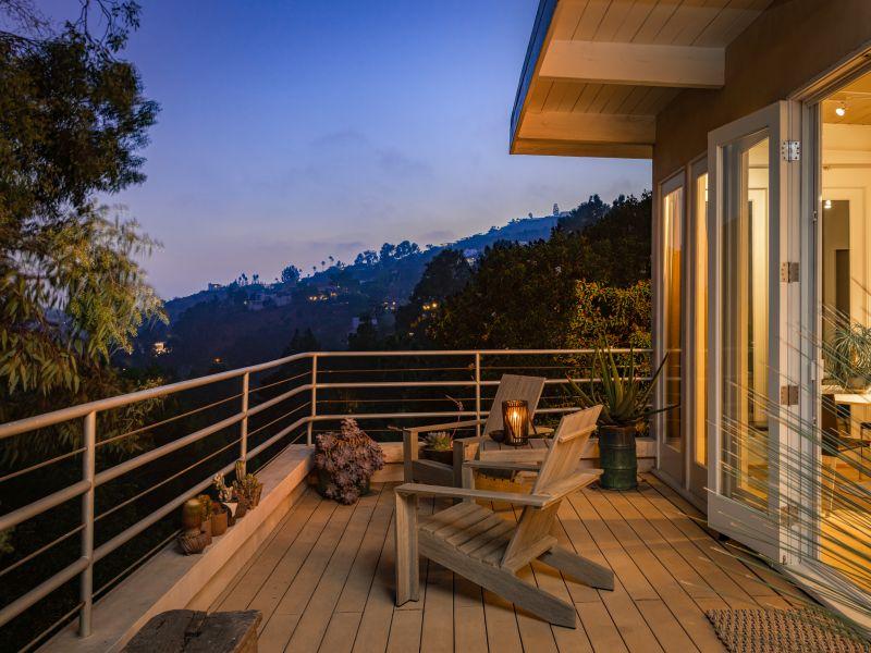 Hollywood Canyon Home