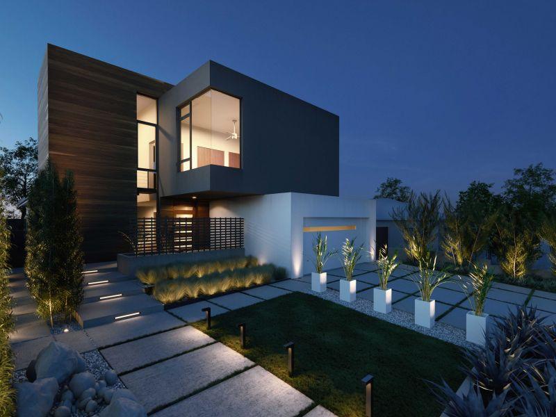 Zen Modern Home