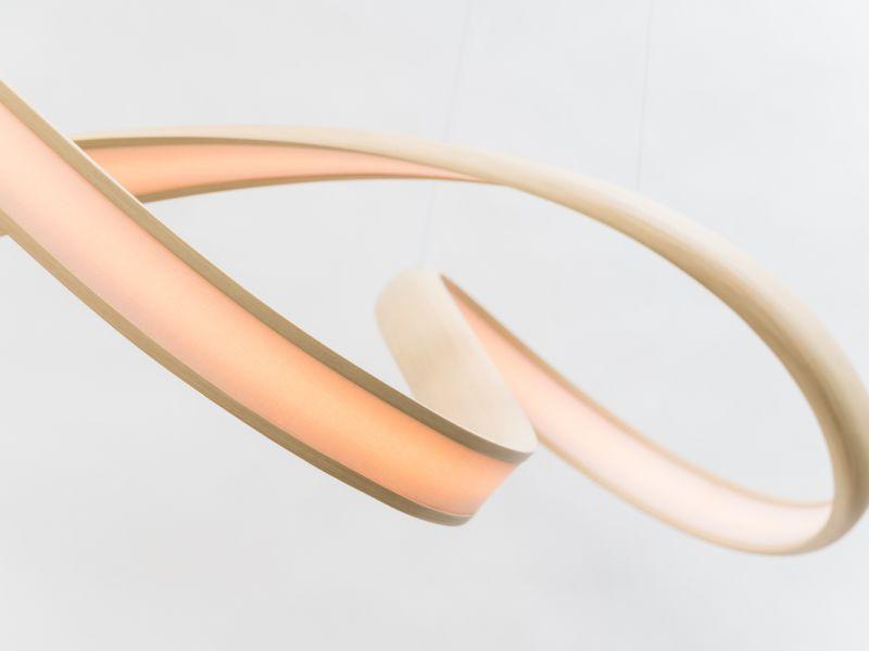 John Procario Freeform Series Light Sculpture