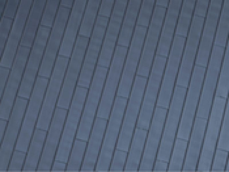 RHEINZINK-PRISMO Architectural Zinc Launched in Six Color-coated Options for Roofing, Facade and Wall Cladding