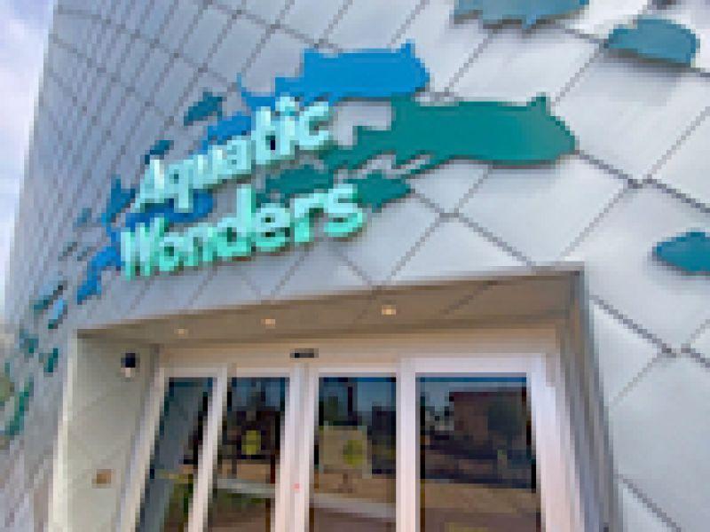 Mississippi Aquarium Features Distinctive, Resilient, Sustainable Zinc-Clad Buildings