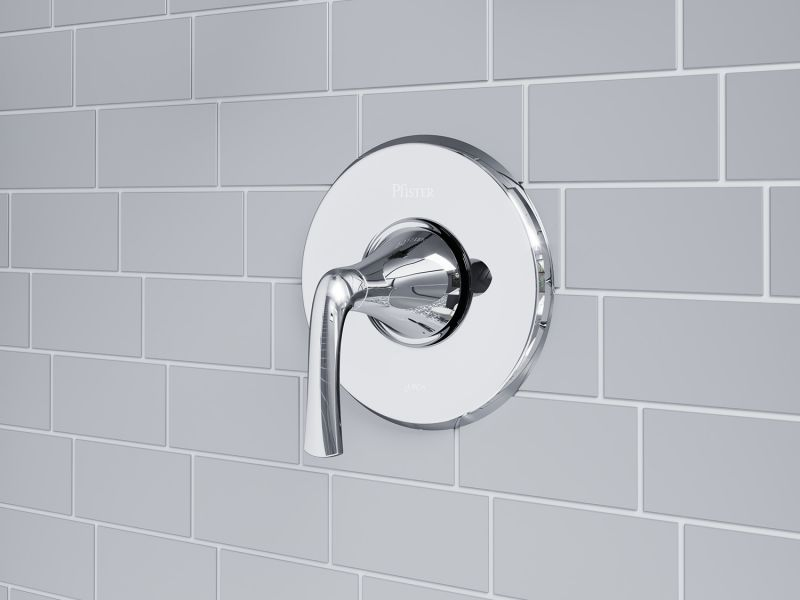 Ladera 1-Handle Tub & Shower, Complete With Valve