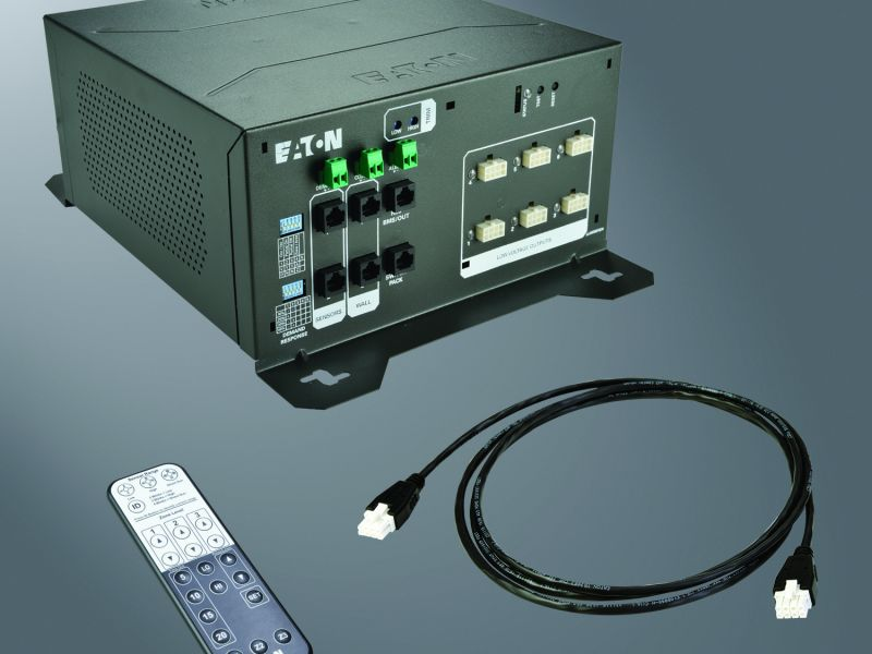Distributed Low Voltage Power (DLVP) System