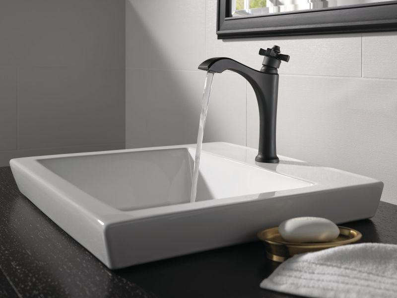 Delta® Dorval™ Bath Collection