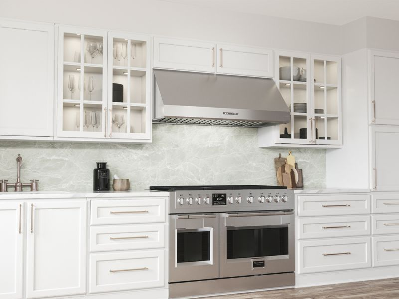 Zephyr Expands Pro Collection with Tidal I And Tidal II Range Hoods
