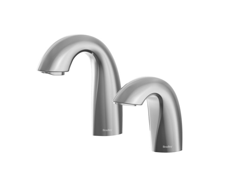Verge Soap Dispenser and Faucet
