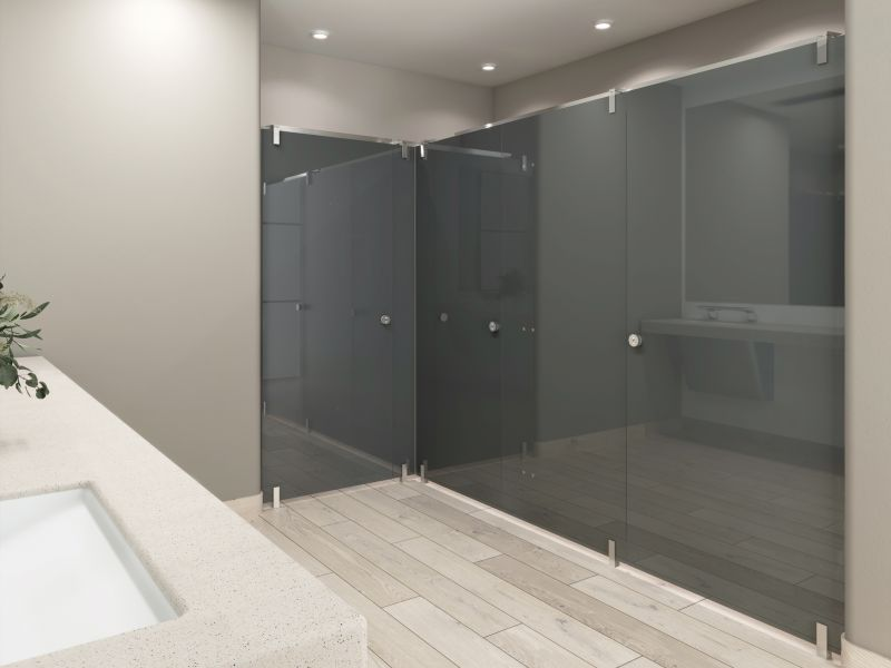 Euro Style Restroom Partitions