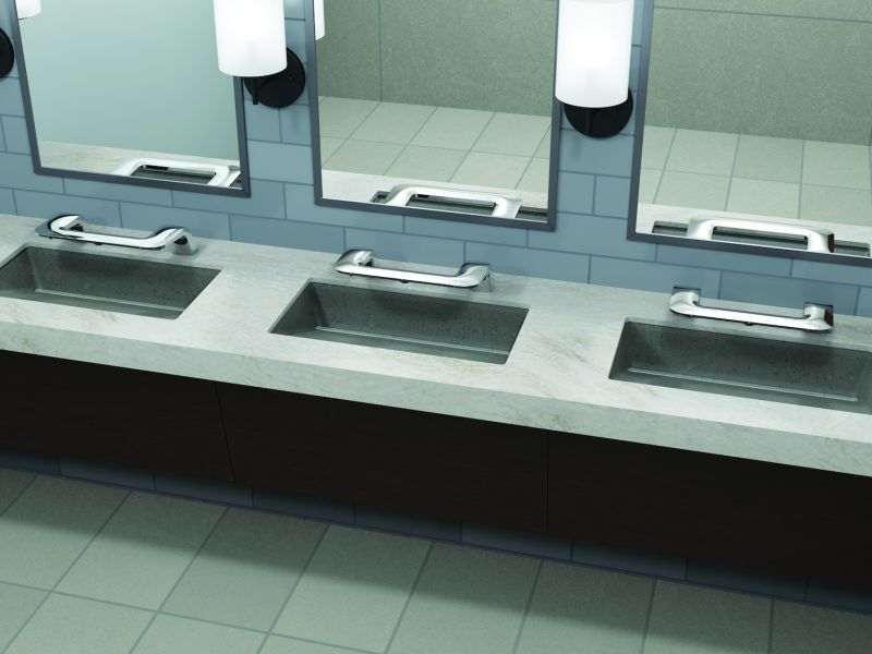 WashBar with Undermount Basins