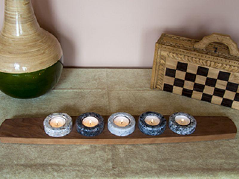Harmony Tea Light