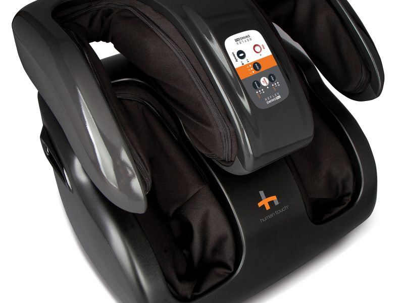 Human Touch® Reflex SWING Pro Foot and Calf Massager