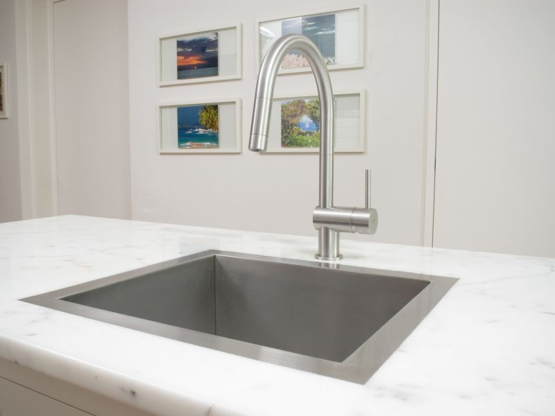 Atelier Tri-Mount Sink