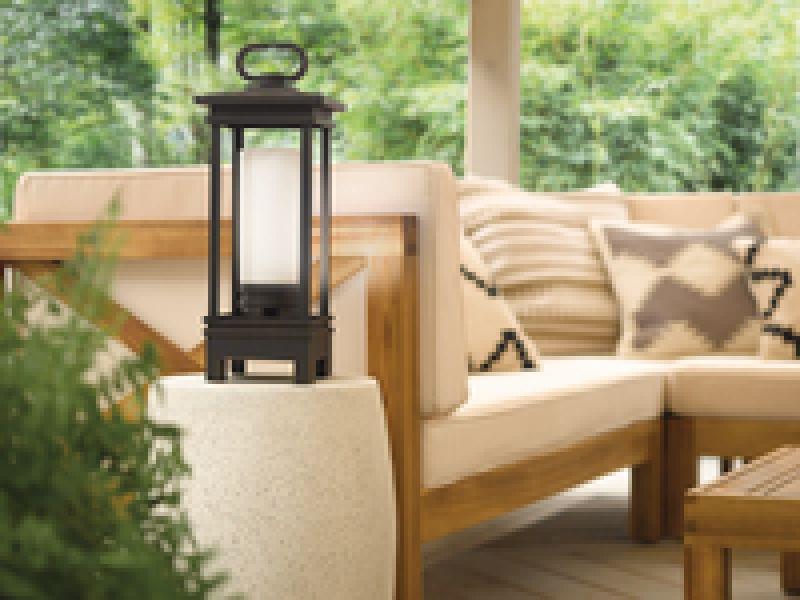 South Hope Portable LED Lantern w/Bluetooth