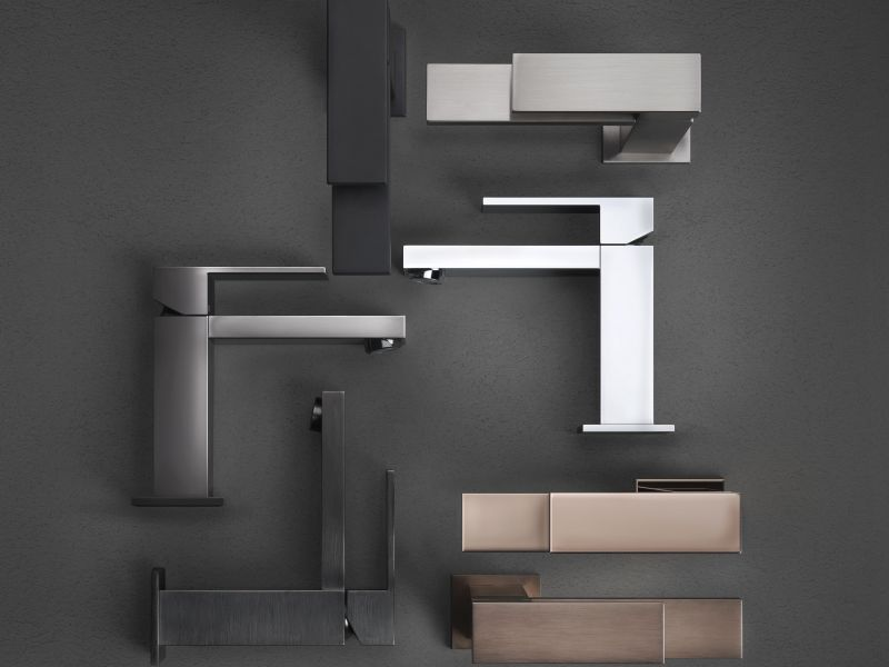 Rettangolo Collection: New Finishes