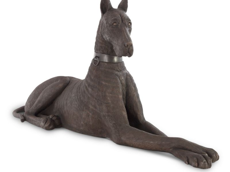 Great Dane Sculptures