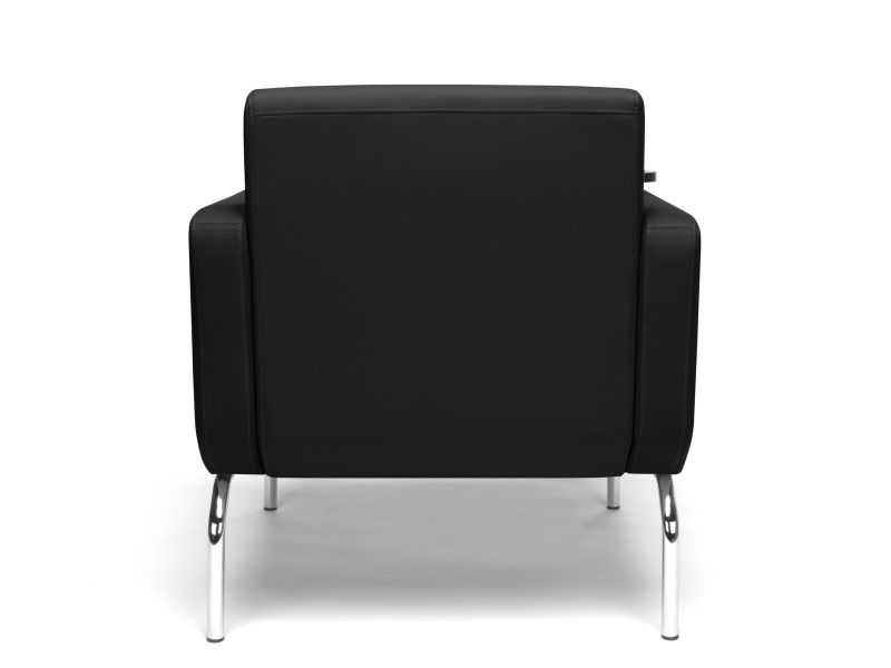The OFM Triumph Series Lounge Chair with Tablet