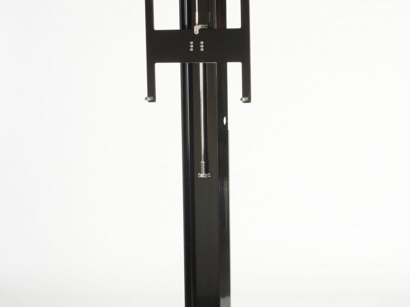 Free standing modular L.E.D. tv stand