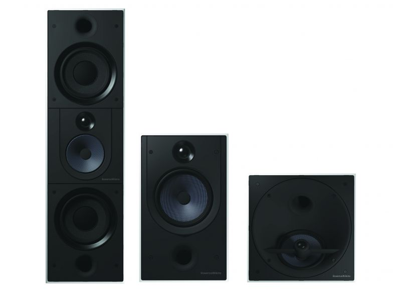 CI 800 Series Custom Installation Speakers
