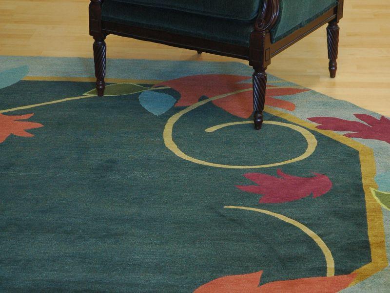 Silk Road Weaves - custom Tibetan rugs