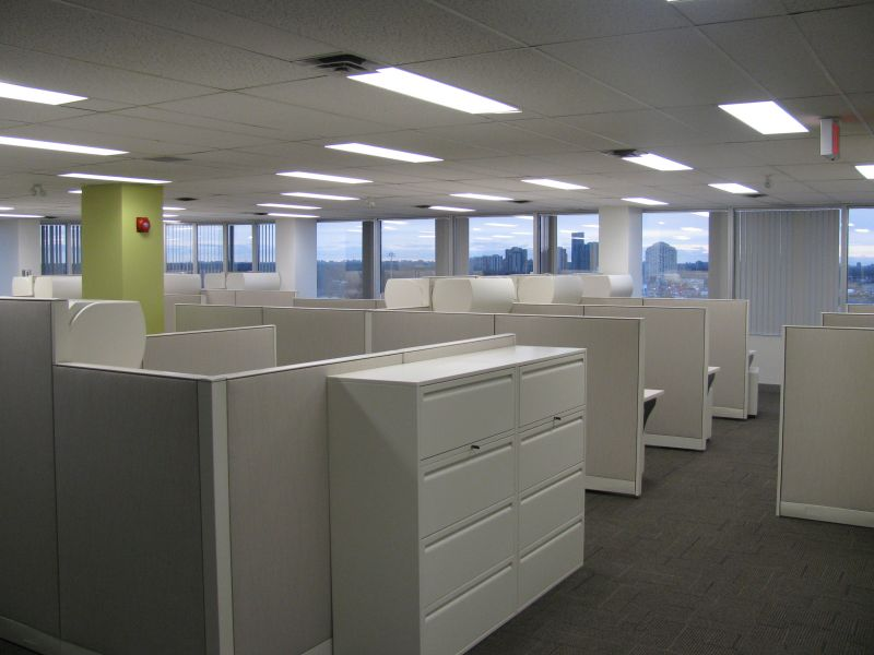 Remanufactured  Office Furnishings